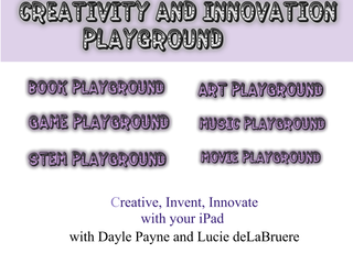 A Creativity Playground. 2012