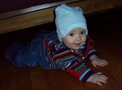 My grandson - Simon